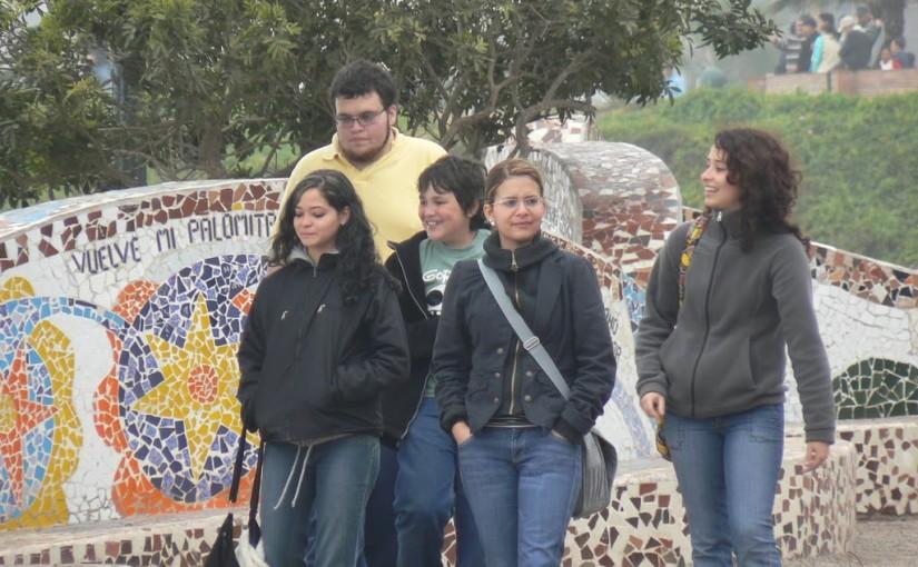 Lima y Montevideo; Viaje de constatacion