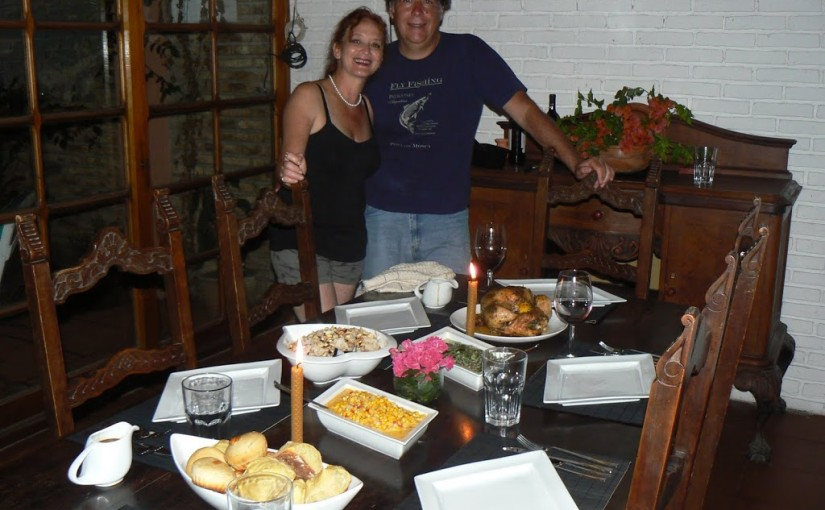 Thanksgiving en Montevideo