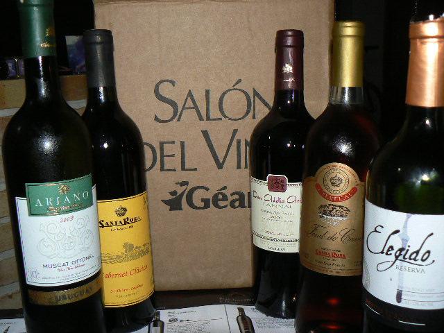 Feria del Vino y pastas gourmet en Géant